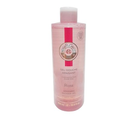 Roger & Gallet Rose gel de ducha 400ml