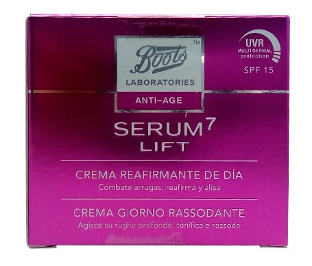 Boots Laboratories Sérum7 Lift crema reafirmante 50ml