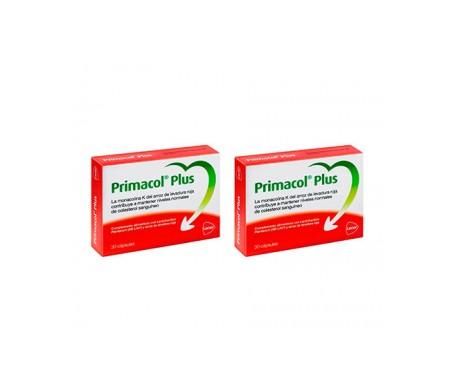 Primacol® Plus 2udsx30cáps