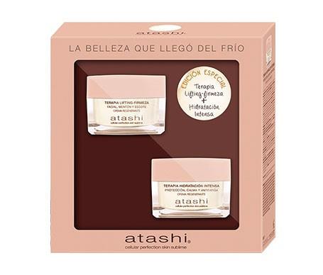 Atashi® Cofre Cellular PSS Terapia lifting firmeza 50ml + crema hidratación 50ml