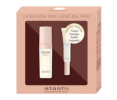 Atashi™ Cellular Box PSS sublime serum 30ml + Liftingbeleuchtung 15ml