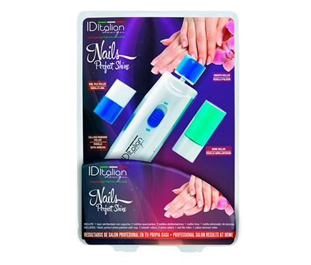 Id Italian Design Professional Buff Shine Nail Kit Promofarma