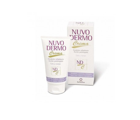 Nuvo Dermo Crema Cara Y Cuerpo 150 Ml