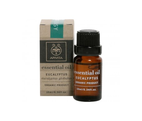 Apivita Aceite Esencial Eucalipto 10ml