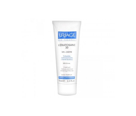 Uriage Keratosane 30 Gel Crema 75ml
