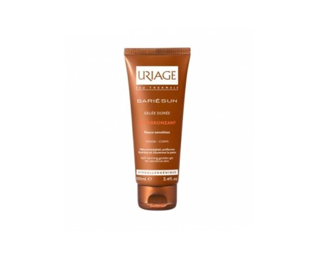 Uriage Bariesun Gel Dorado 100ml
