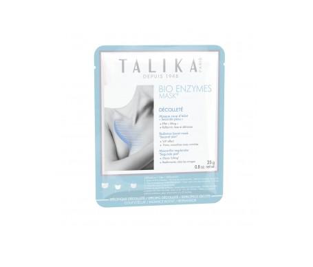Talika Bioenzymes Mascara Resplandor De Escote Seguda Piel