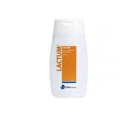 Unipharma Lactum™ Feuchtigkeitsspendende Körpermilch 500ml