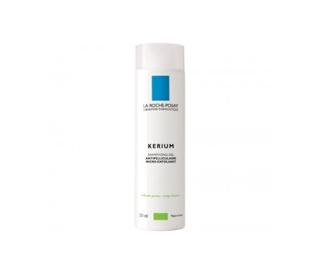 La Roche Posay Kerium secco anti-forforfora Shampoo 2x200 ml