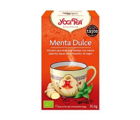 Yogi Tea Menta Dulce 17 bolsitas