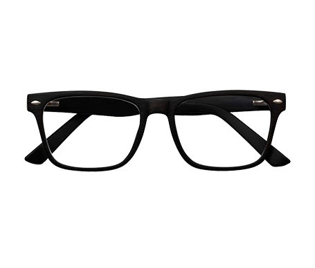 Nordic Vision gafas modelo Gotland PC color marrón dioptrías +1,00