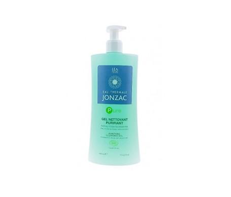 Jonzac Pure Gel Limpiador Purificante Pieles Mixtas Y Grasas 400