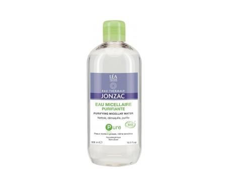 Jonzac Pure Agua Micelar Purificante Pieles Mixtas Y Grasas 500m