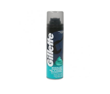 Gillette Gel De Afeitar  Piel Sensible Spray 200 Ml