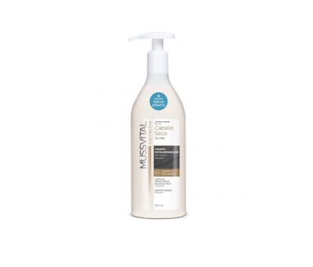 Shampoo Dermactive Mussvital capelli secchi 400ml