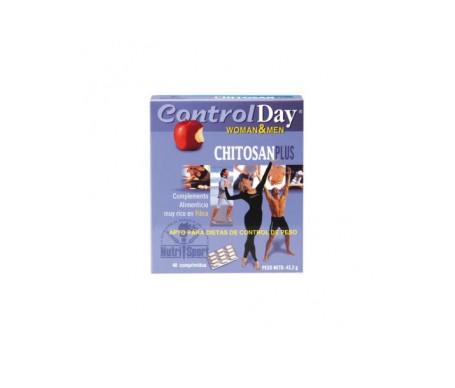 Nutri-sportchitosan Plus Control Day Bloquea Grasas Nutrisport