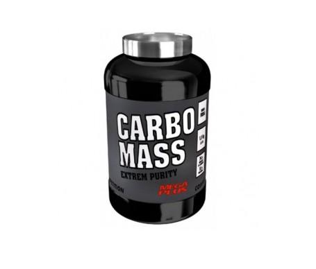 Megaplus Carbo Mass 1500 Gramos Sabor Fresa Megaplus