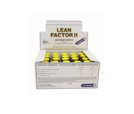 ASN Lean Factors II 20amp
