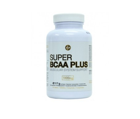 ASN Super BCAA Plus 90comp