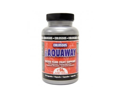 Colossus Cell-Aquaway diurético 90cáps