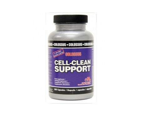 Colossus Cell-Clean Support protector hepático 100cáps