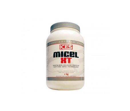 ICES Micel-XT proteínas sabor vainilla 1kg