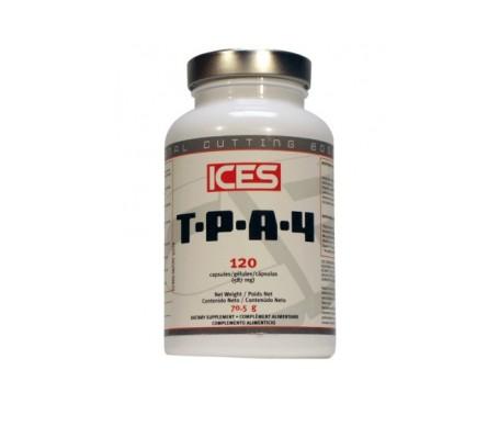 ICES TPA-4 promotor anabólico 120cáps