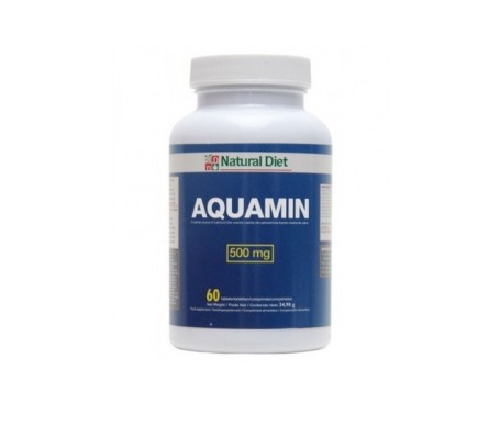 Natural Diet Aquamin minerales 60comp