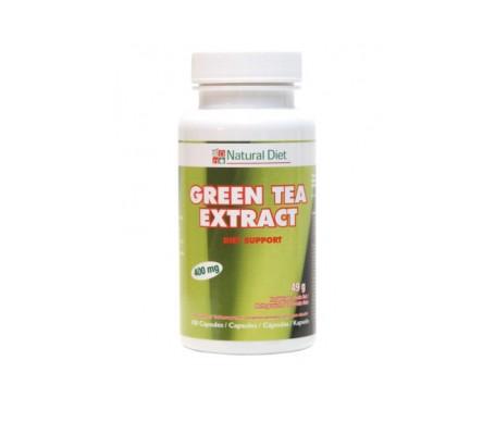 Natural Diet Extracto de té verde 100cáps