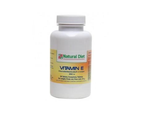 Vitamine E naturelle à mâcher 60comp