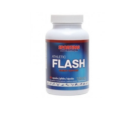 Sporting Nutrition Athletic Flash 100 cáps