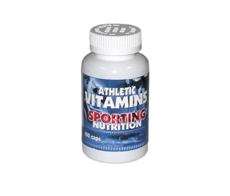 Sporting Nutrition Athletic Vitamins 50comp