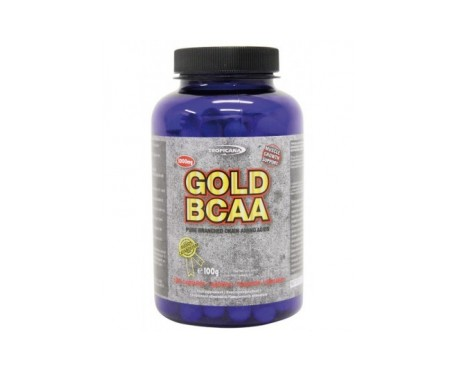 Tropicana Gold BCAA 100cáps