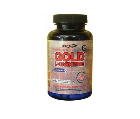 Tropicana Gold L-carnitina 90cáps