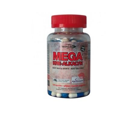 Tropicana Mega Kre-Alkalyn 120cáps