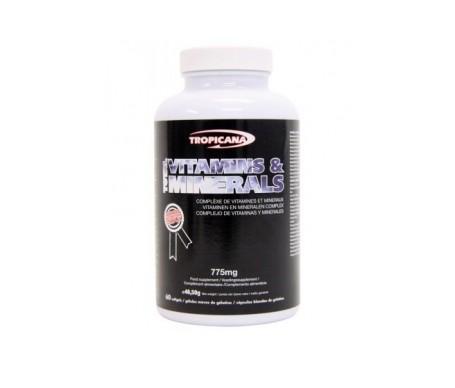 Tropicana Total Vitamins & Minerals 30caps