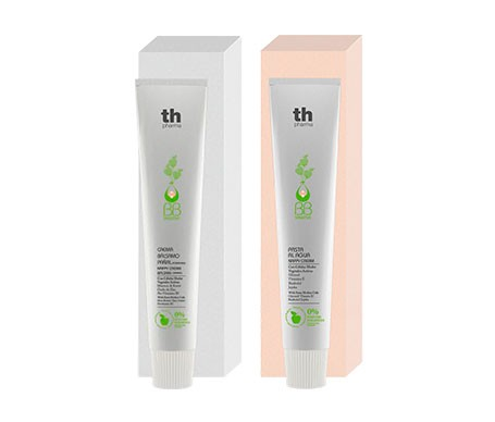 Th Pharma BB Sensitive pasta al agua 100ml + bálsamo pañal 100ml