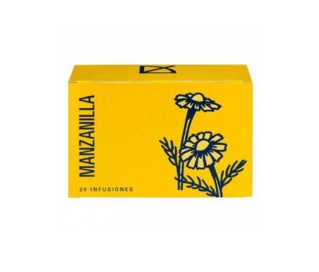 La Pirenaica Manzanilla 20 Filtros