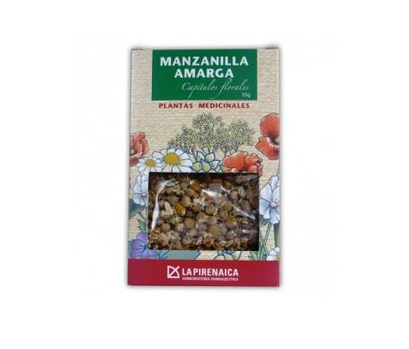 La Pirenaica Manzanilla Amarga 35g