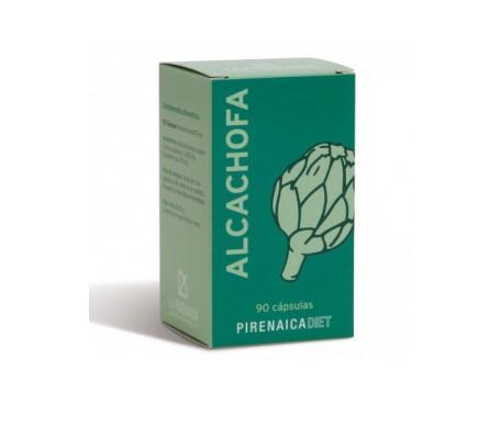 La Pirenaica Alcachofa 90 Cápsulas