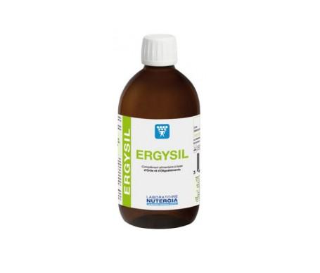 Nutergia Ergysil Solución Botella 500 Ml