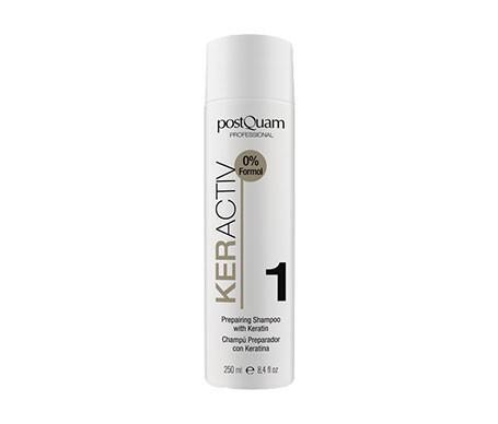 Postquam cheratina preparazione Shampoo 250ml
