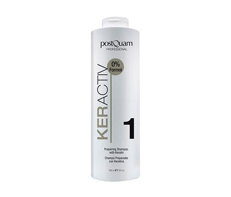 Postquam cheratina preparazione Shampoo 1000ml