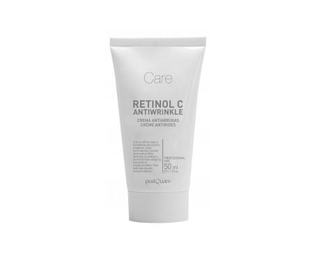 Postquam Anti-Falten-Creme con retinol y Vitamin C  50ml