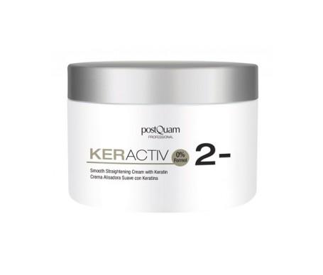 Postquam crema alisadora suave keratina 200ml