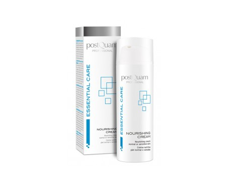Postquam crema nutritiva piel normal/ sensible 50ml
