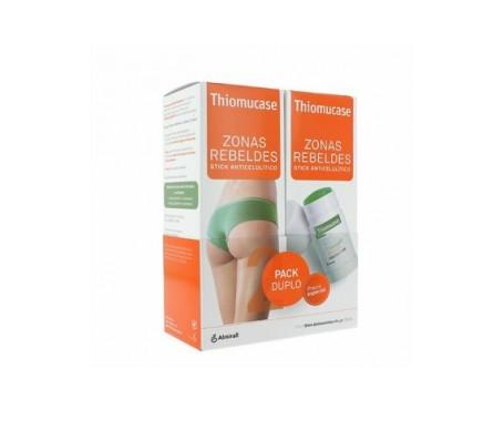 Thiomucase Stick Anticelulitico 2x75ml