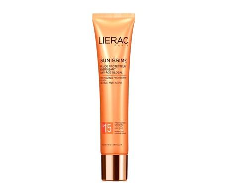 Lierac Sunissime fluide protecteur visage anti-âge SPF15+ 40ml