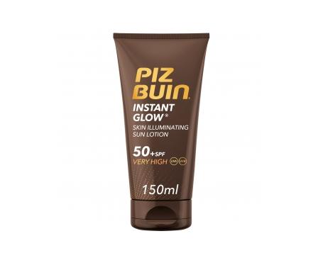 Piz Buin® Instant Glow loción SPF50+ 150ml