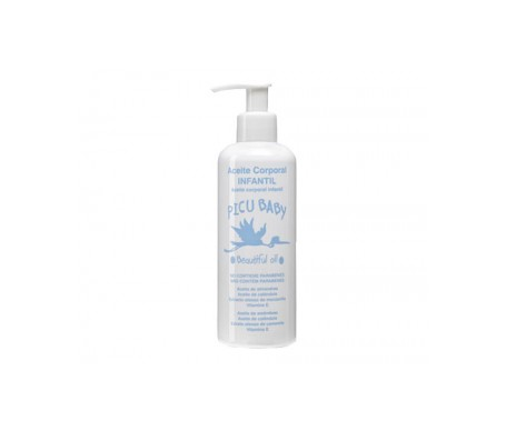 Picu Baby Aceite Corporal Infantil 250ml